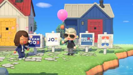 Animal Crossing: New Horizons Asks Organizations To Refrain From Bringing Politics Into The Game