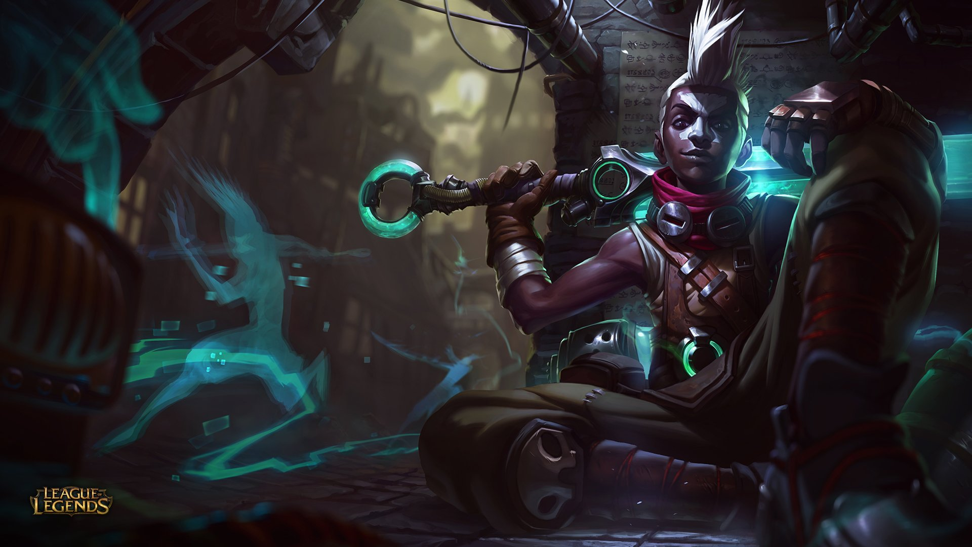 One Of Best Ekko Runes, Masteries, Early And Core Items For Current League Of Legend Season Ten