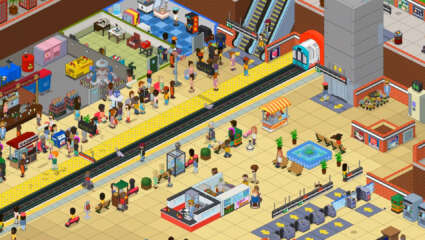 Overcrowd: A Commute 'Em Up Full Release Review - A Sim Management Game With A Difference