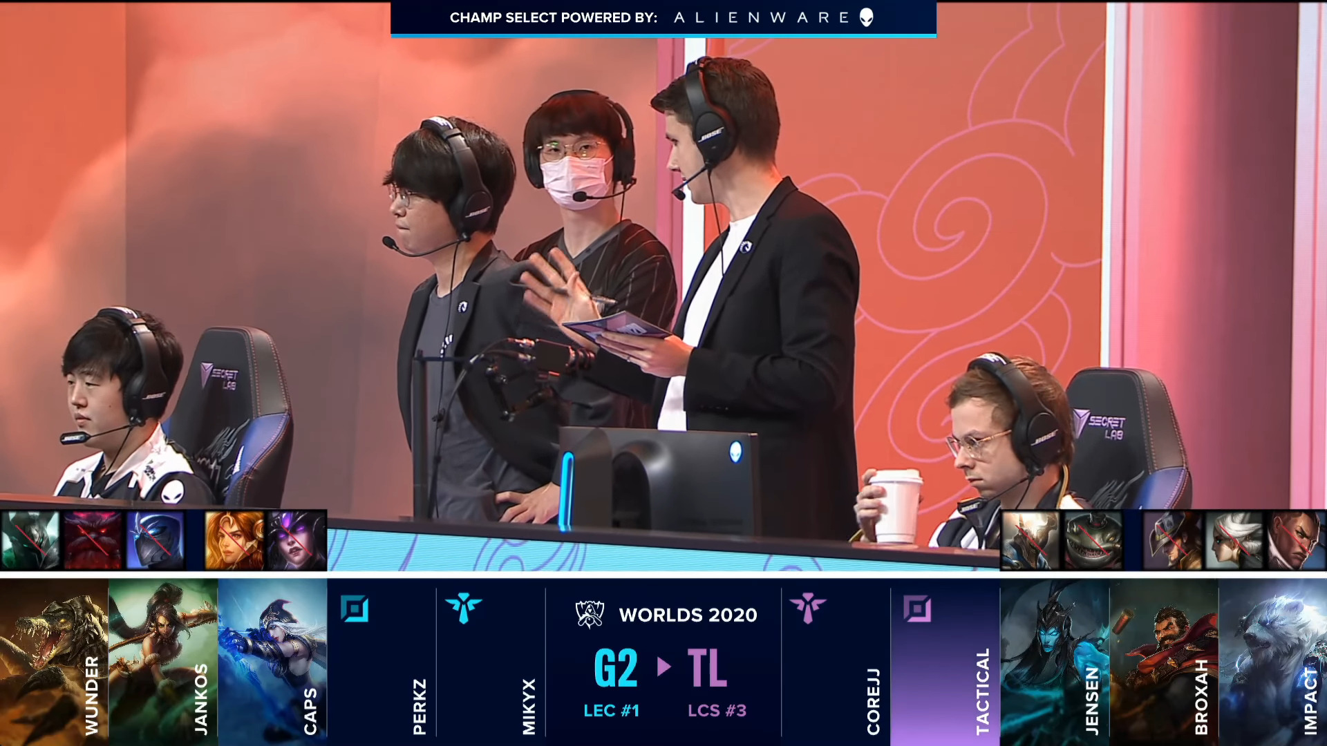 2020 World Championship – NA Fans Rejoice After Team Liquid Hands G2 Esports Their First Loss