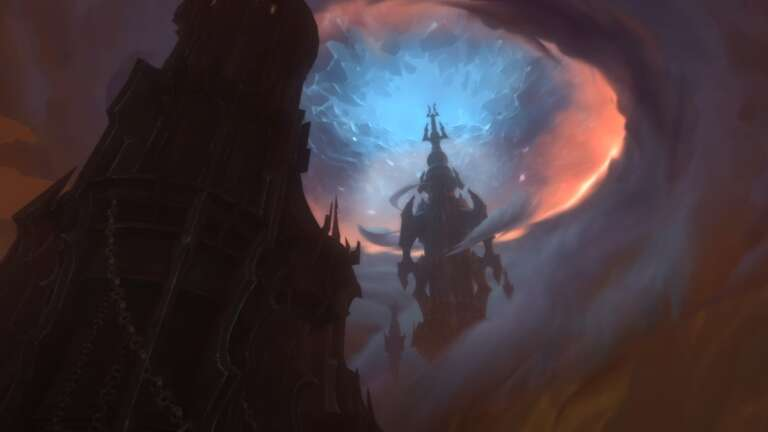 World Of Warcraft: Shadowlands Is Officially Live!