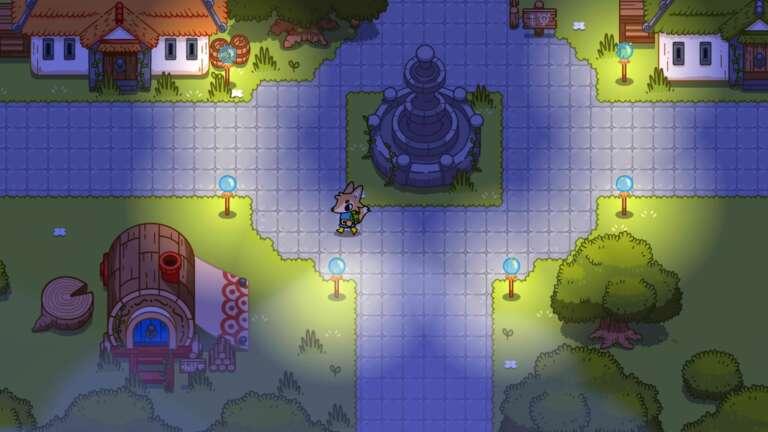 Puzzle-Solving Fantasy Adventure Game Lonesome Village Kickstarter Ends Tomorrow