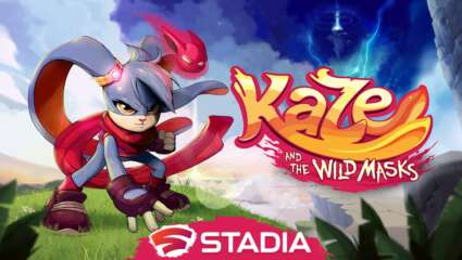 Action Platformer Kaze and the Wild Masks Announced For Google Stadia