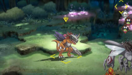 The Tactical RPG Digimon Survive Has Been Delayed Until 2021, According To Producer