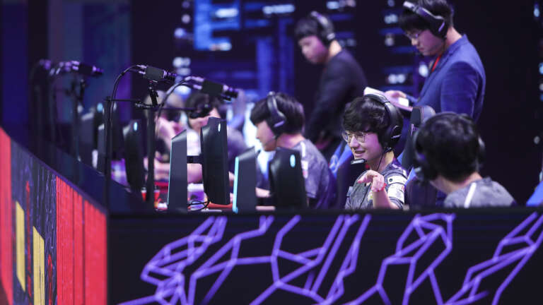 League Of Legends World Championship 2020 Main Group Event Day Seven: LGD Gaming Vs TSM