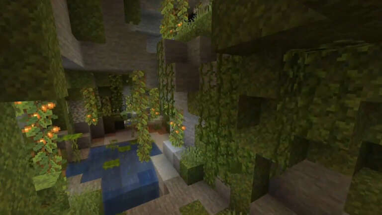 Minecraft Will Be Getting A Huge Caves And Cliffs Update In The Summer of 2021