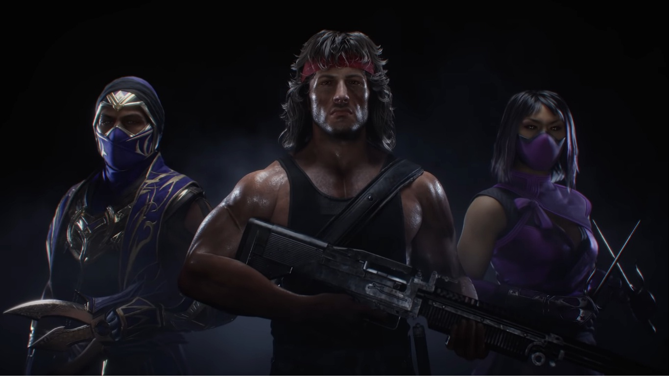 NetherRealm Studios Announces A New Kombat Pack Including Characters Like John Rambo, Rain, And More To Mortal Kombat 11