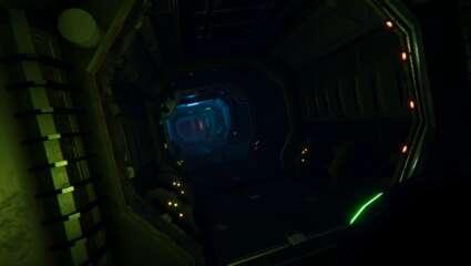 DarkStone Digital's Sci-Fi Horror Mini-Game Kohate Launches On October 15