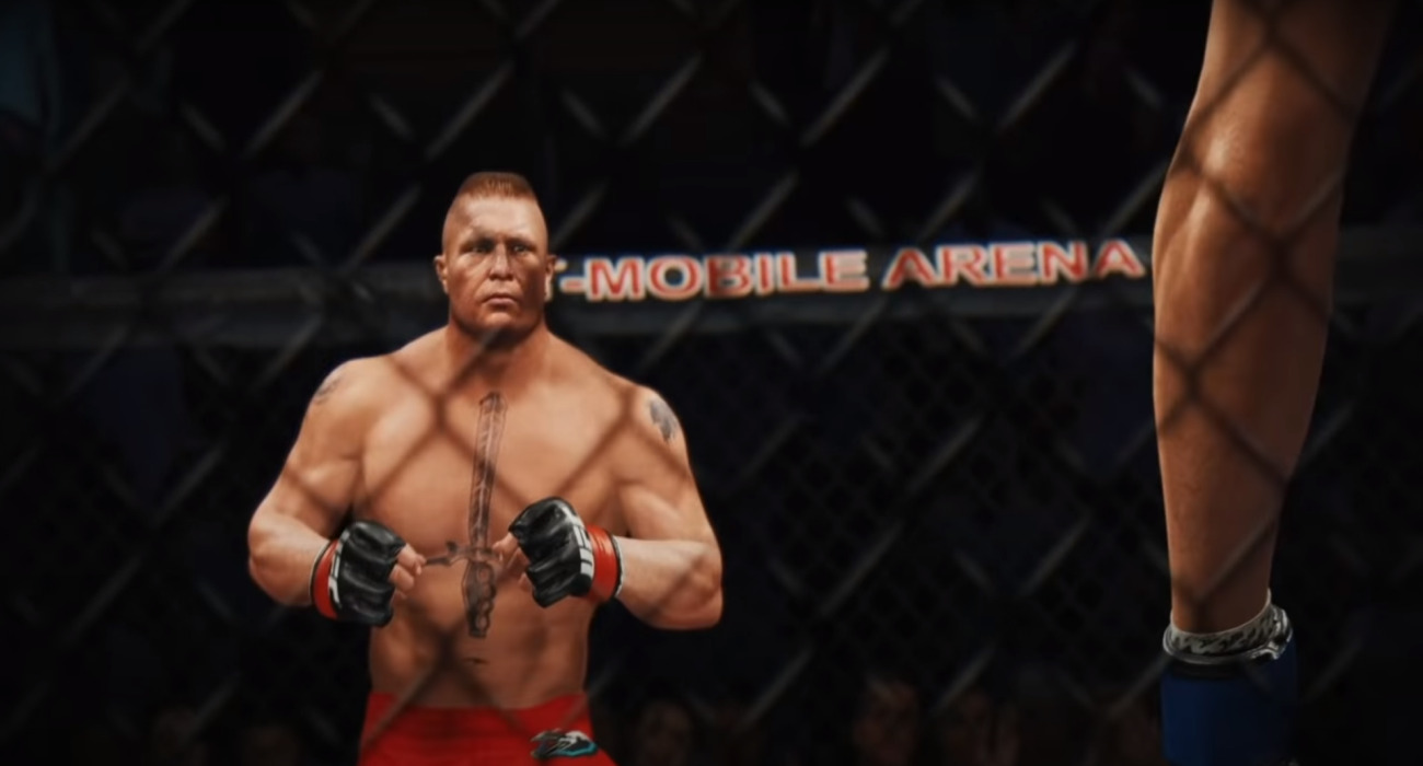 EA Sports UFC 4 Is Offering Brock Lesnar For Free For A Limited Time
