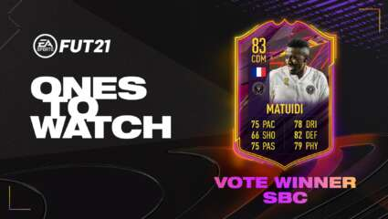 Should You Do The Blaise Matuidi OTW SBC In FIFA 21? The Frenchman Moves To The MLS