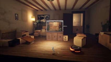 A Tale Of Paper Is Now Available On The PS4