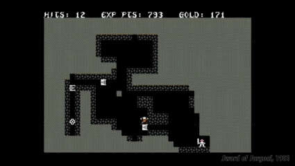 Rogue, The Game That Spawned An Entire Genre In 1980, Has Released On Steam