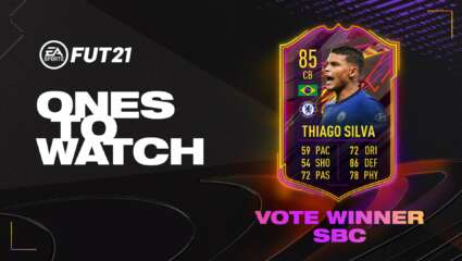 Should You Do The Thiago Silva OTW SBC In FIFA 21? Good Defensive Stats, Terrible Pace