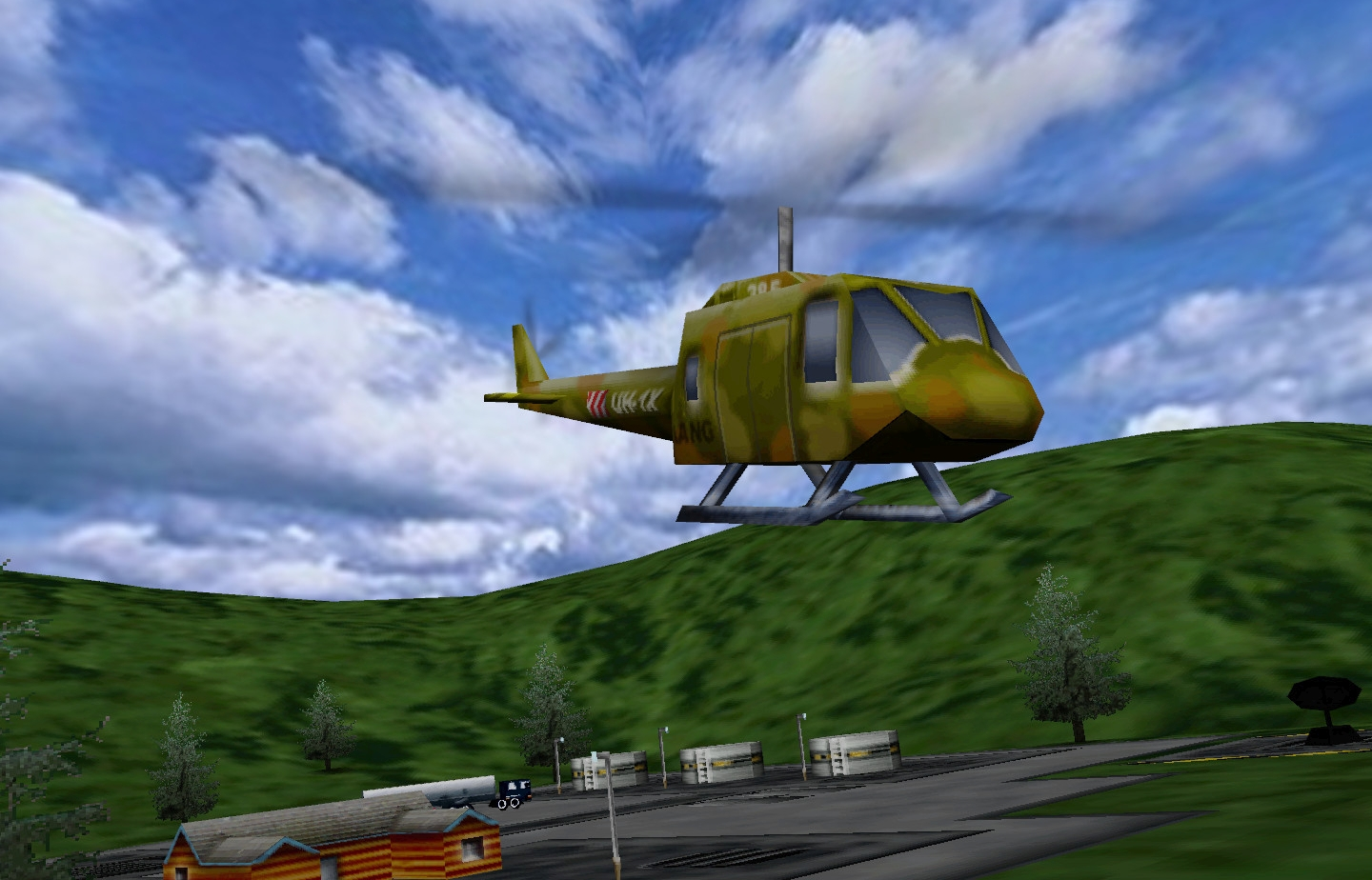 Ziggurat Interactive Launches Helicopter Sim Super Huey 3 On Steam And GOG