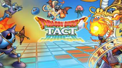 Square Enix Confirms Global Release Of Dragon Quest Tact Mobile Game