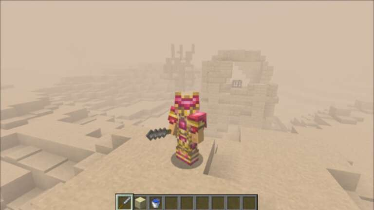 Minecraft Mods Mined: Atum 2, A Sandstone Dimension Ready For Exploration And New Adventures!
