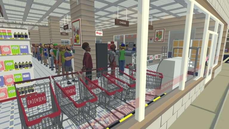 "Line Simulator Announces Free DLC ""The Amusement Park"" Launching This November"