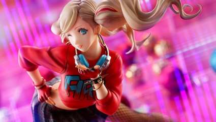Good Smile Company Announces Stylish Statue Of Persona 5: Dancing in Starlight's Ann Takamaki