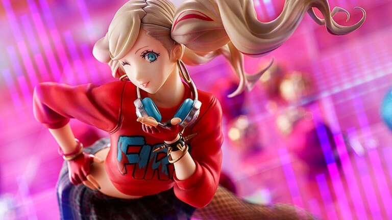 Good Smile Company Announces Stylish Statue Of Persona 5: Dancing in Starlight's Ann Takamaki