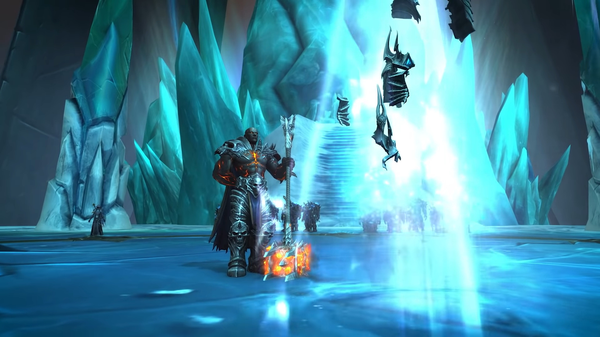 Blizzard Confirms World Of Warcraft: Shadowlands Pre-expansion Patch Will Arrive On October 13