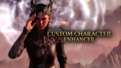 New Baldur's Gate 3 Mod Offers Players Extra Character Creation Alternatives