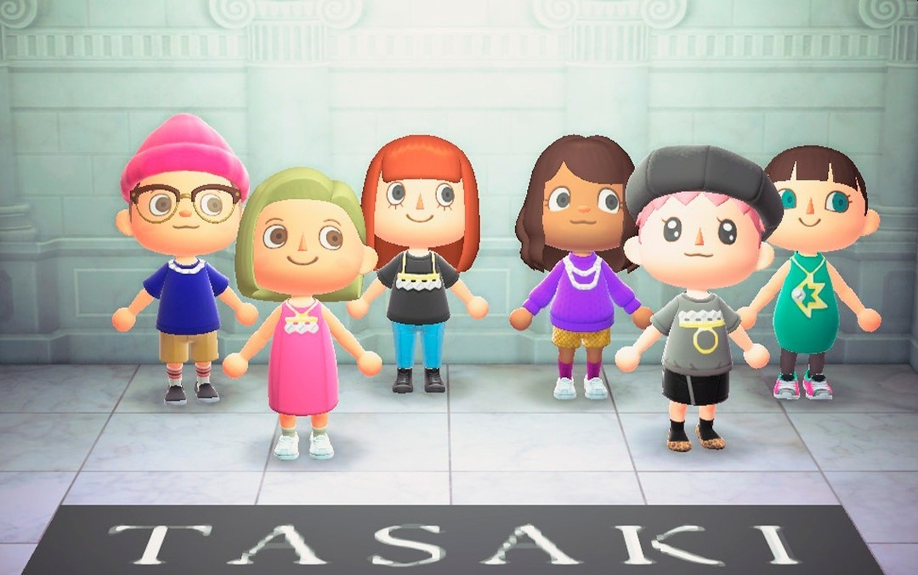 Jewelry Brand Tasaki Releases Elegant Designs For Animal Crossing: New Horizons