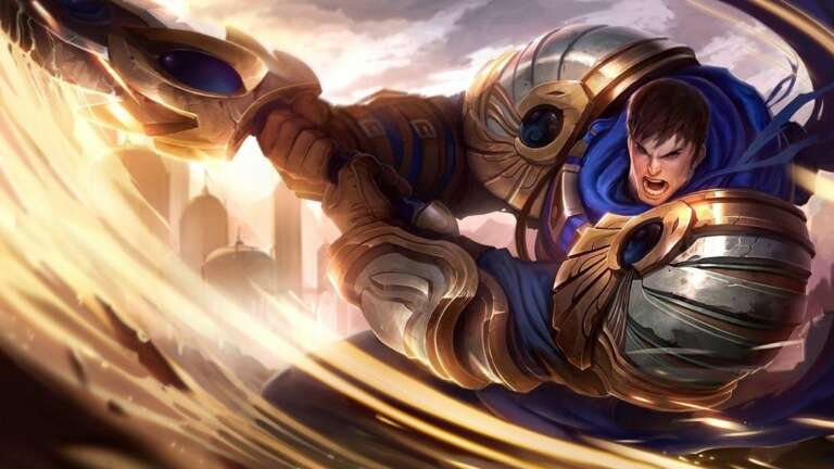 One Of Best Garen Top Lane Counters To Survive The Laning Phase For Current League Of Legend Season Ten