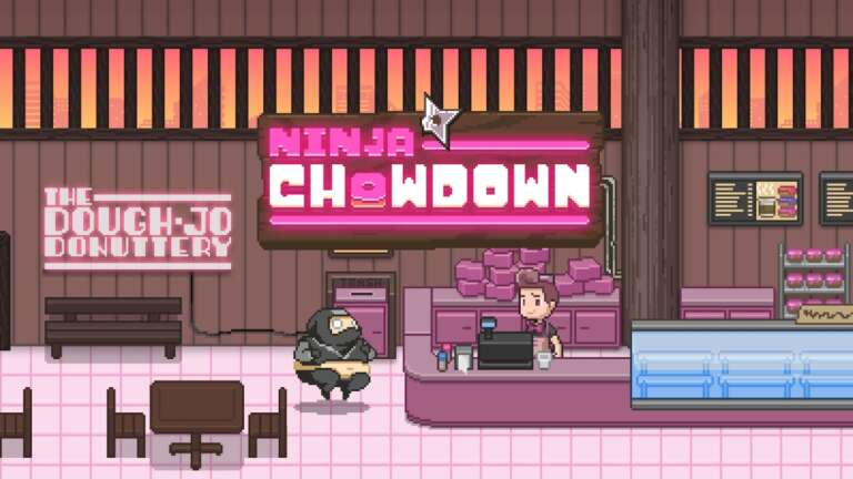 Ninja Chowdown Mobile Release Date Officially Confirmed For December 3