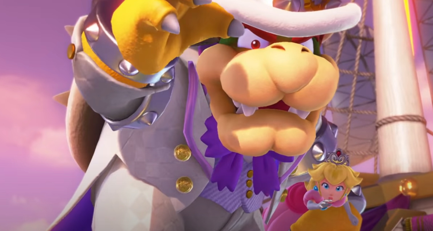 Bowser Has Been Arrested And Charged With 11 Felony Counts In A Federal Indictment For Trying To Hack Nintendo Consoles