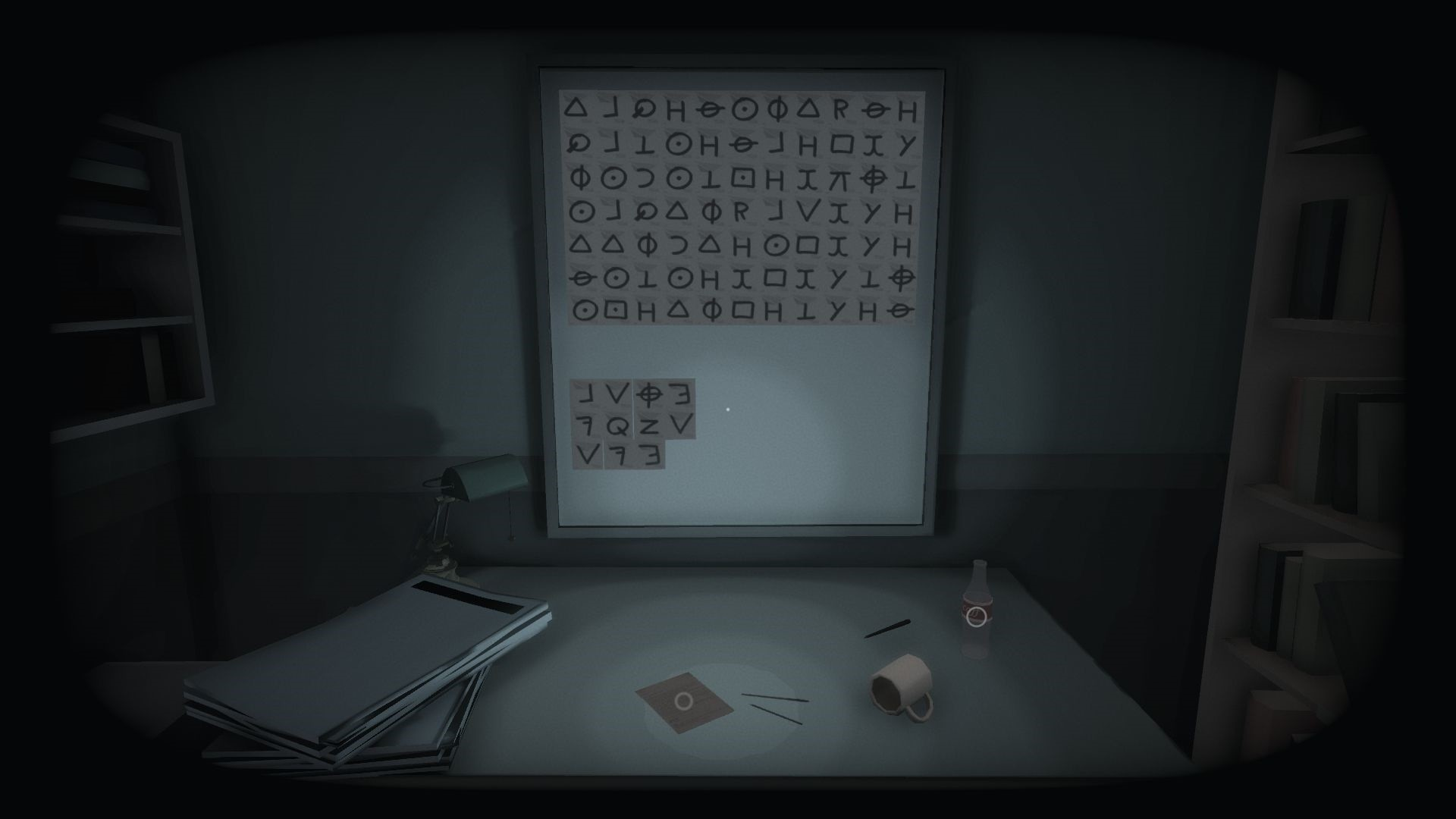 This is the Zodiac Speaking Is A Serial Killer Mystery Available On Xbox One, PS4, PC, and Switch