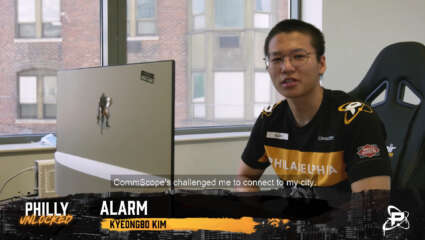 OWL - Philadelphia Fusion's Alarm Bags The 2020 Rookie Of The Year