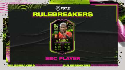 Should You Do The Anderson Talisca Rulebreakers SBC? Brilliant Card, Hard To Link