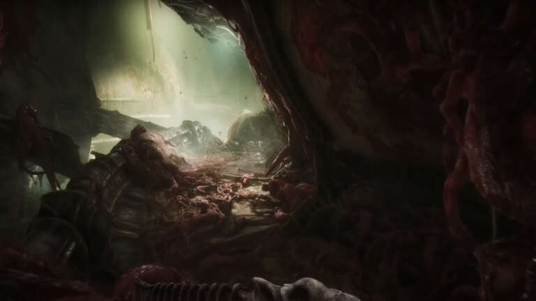 The Horror Game Scorn Has New Gameplay Footage Running On The Xbox Series X