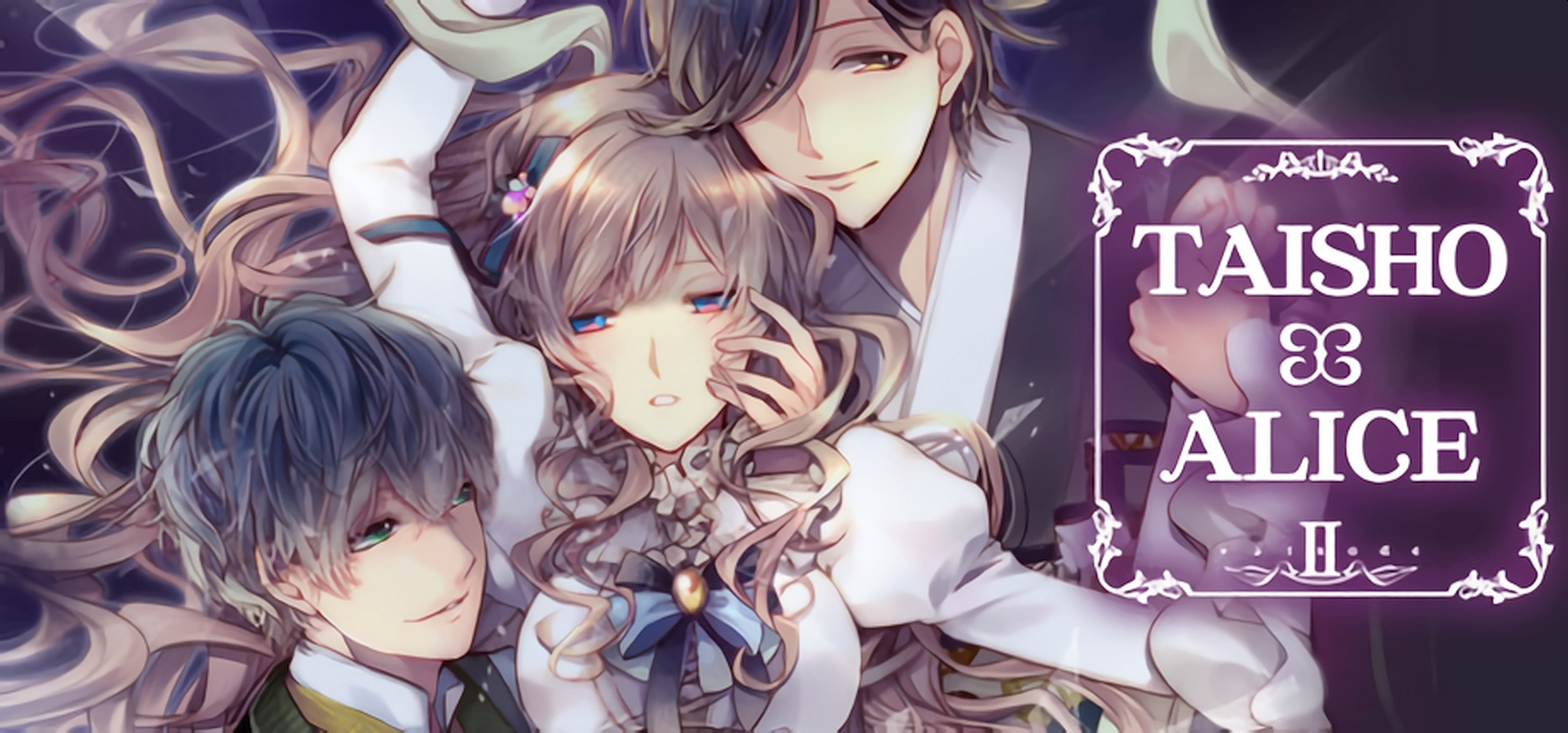 Taisho x Alice Episode 2 Featuring Kagura And Gretel Now Available On Steam