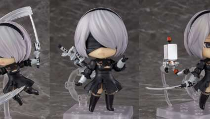 Good Smile Company Announces Adorable Nendoroid NieR: Automata 2B