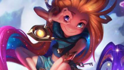 One Of Best Zoe Runes, Masteries, Early And Core Items For Current League Of Legend Season Ten