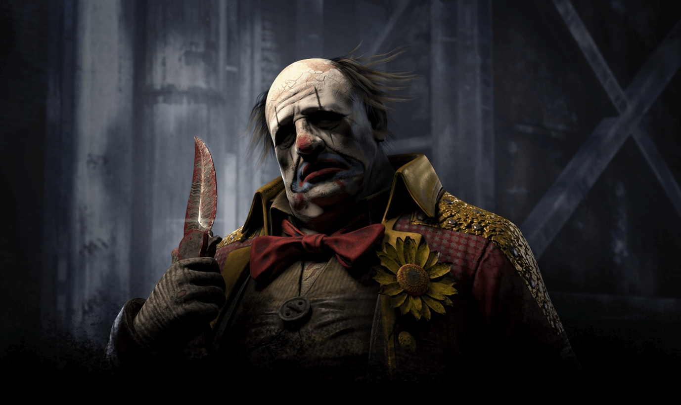 Dead By Daylight Provides New Cosplay Guide For Clown Just In Time For Halloween
