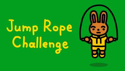 Jump Rope Challenge Will Stay In Switch Shop Until Further Notice