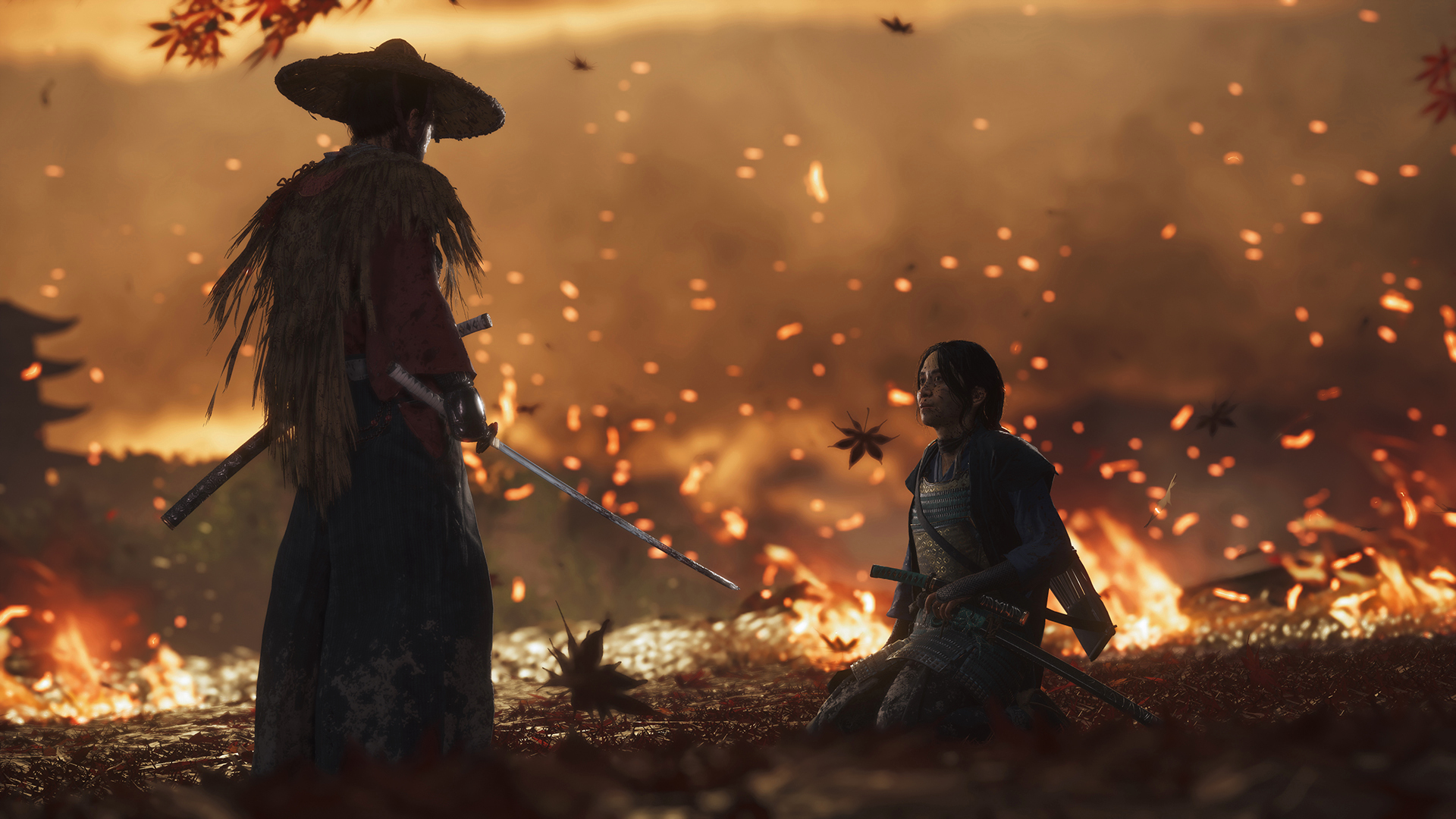 Sony CEO Praises Sucker Punch For Being 'A Poster Child For Organic Growth' Following Ghost Of Tsushima's Success