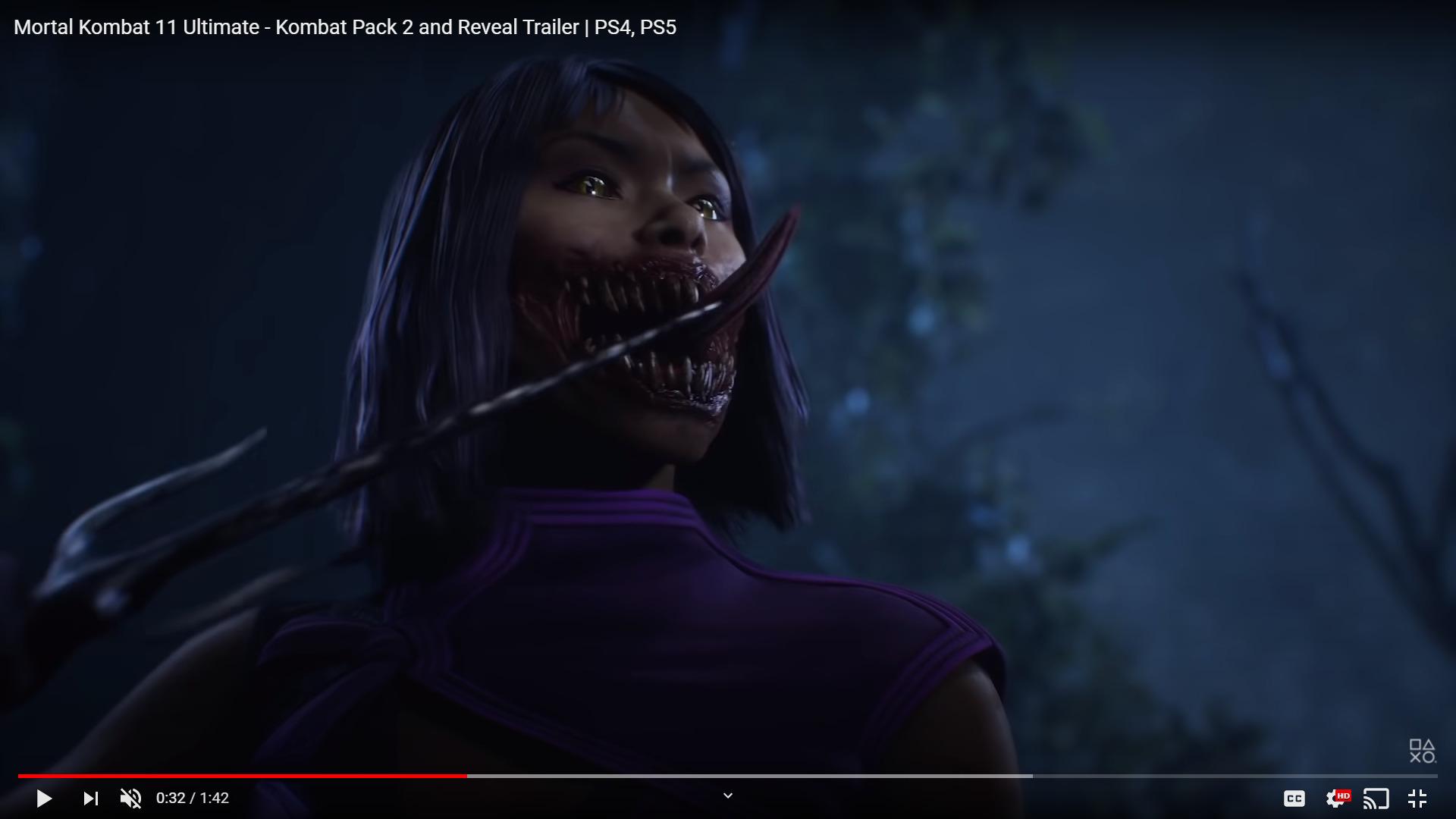 Mortal Kombat 11 Is Finally Adding Mileena To The Playable Character List