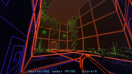 Paradox Vector Is A Unique Geometry Experience Headed From Early Access To A Full Steam Release