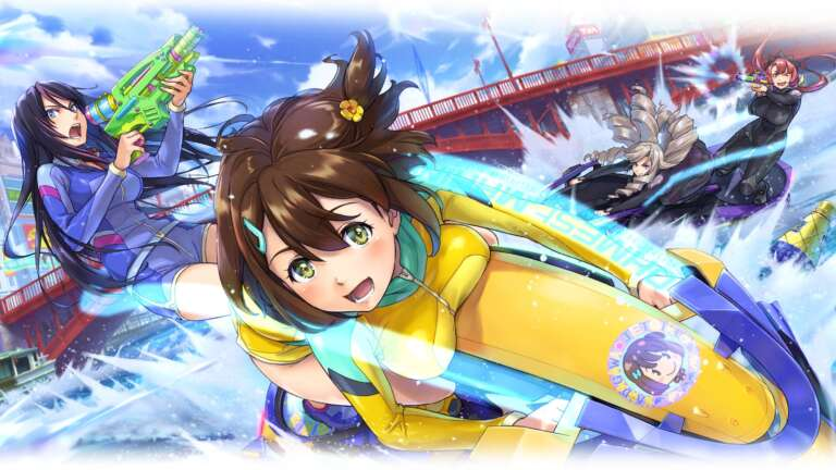 Kandagawa Jet Girls Senran Kagura Character Pass DLC Now Available On PC And PlayStation 4