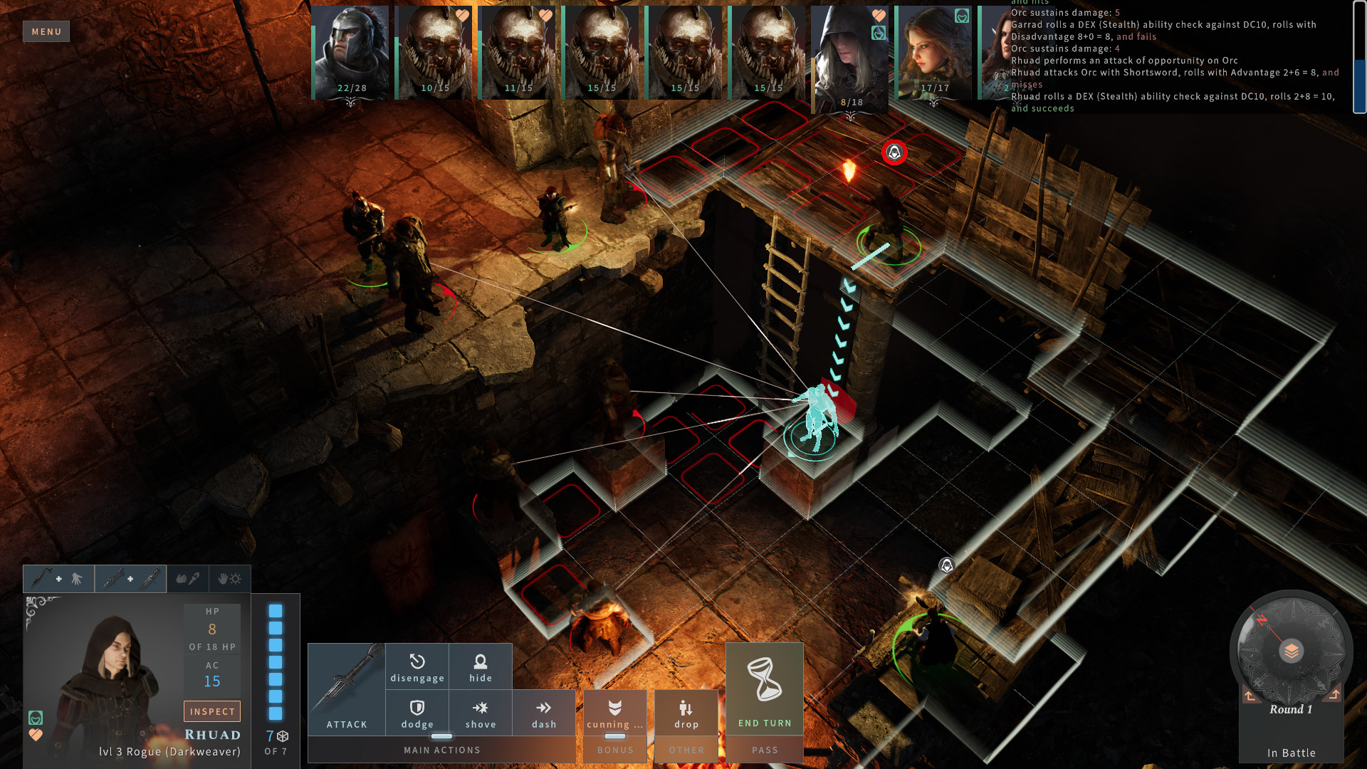 Solasta: Crown of the Magister Is Now Available Through Steam Early Access, Enter A New Fantasy Tactical RPG