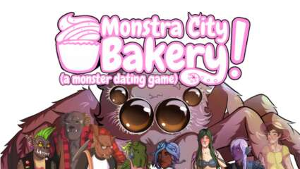 Monster Dating Simulator Monstra City Bakery Visual Novel Demo Now Available