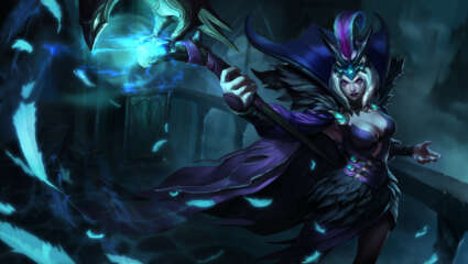 One Of Best LeBlanc Runes, Masteries, Early And Core Items For Current League Of Legend Season Ten