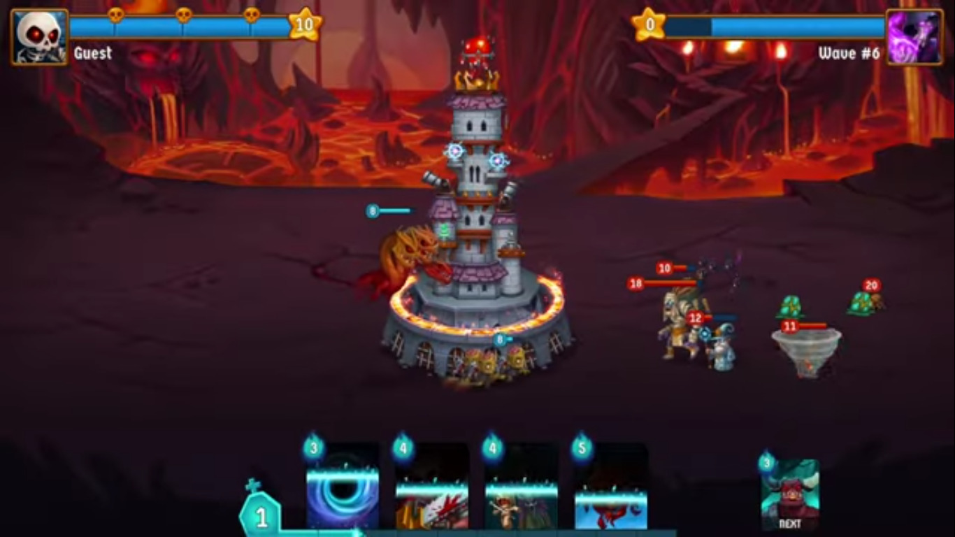 Spooky Wars Is Now Available On Mobile Systems Bringing Tower Defense To a Spooky New Community
