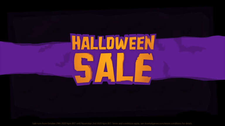 The Halloween Steam Sale Is Live - Three Titles That Embrace The Spooky Season
