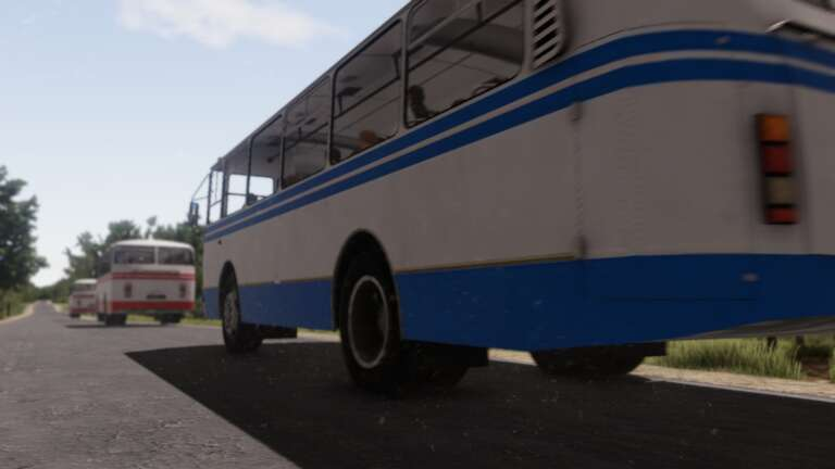 Bus World Combines Travel With Rescue And Enters Early Access Sometime This Year