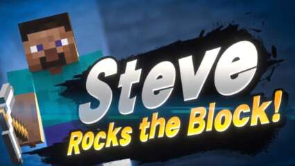 Super Smash Bros. Ultimate Patches Steve's Minecraft Meat Finisher And A Variety Of Changes To The New Fighter