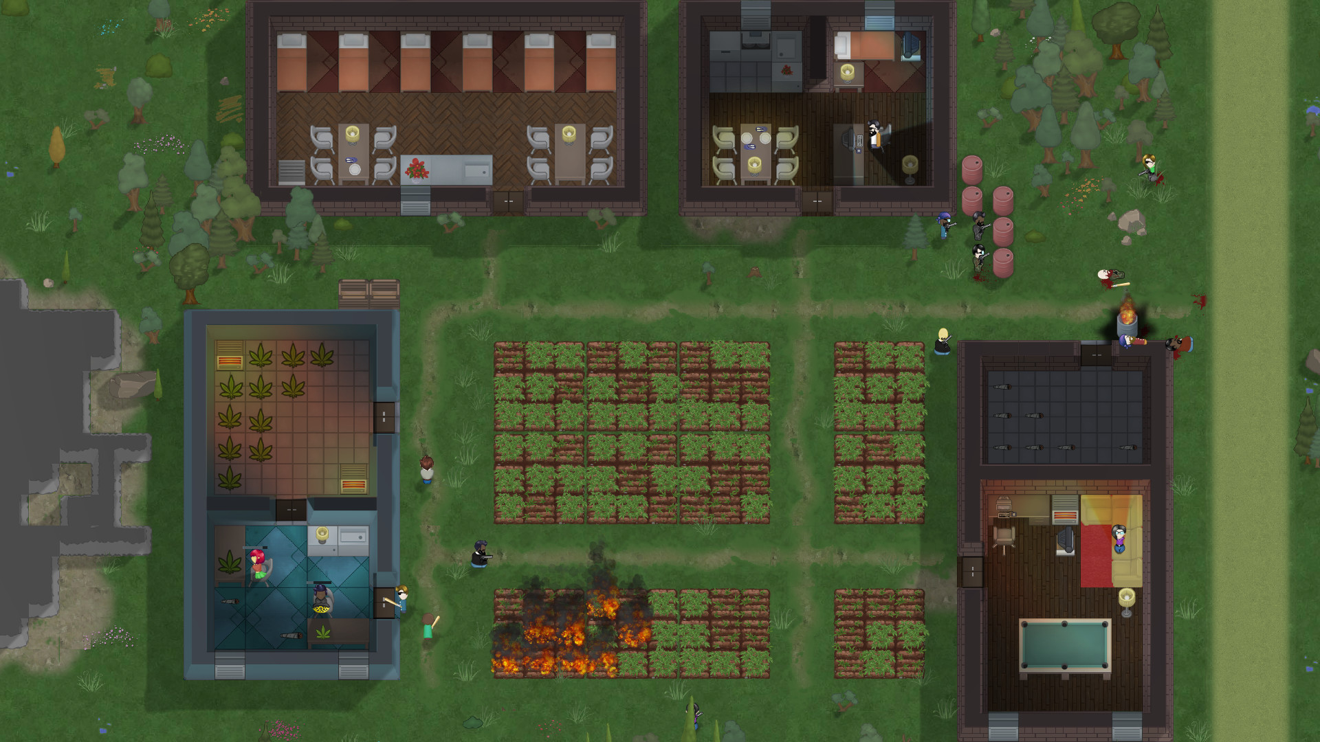 Narco Tycoon Is Coming To PC And Nintendo Switch In 2022, Build A Drug Empire